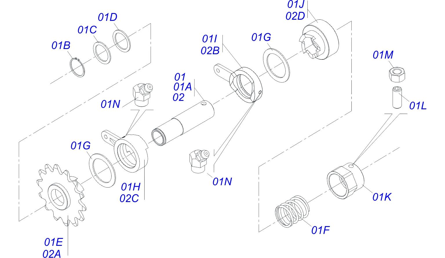 Marchesan Parts Catalogue