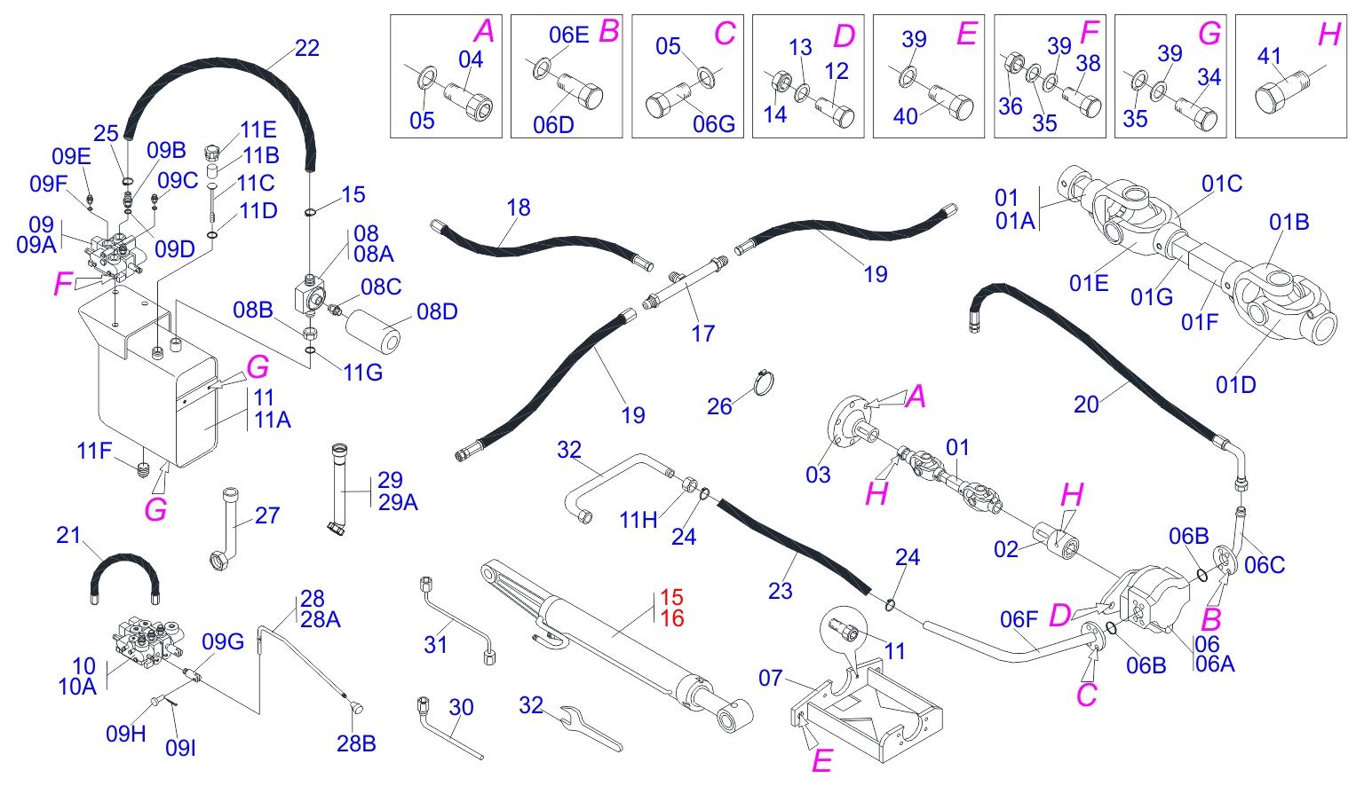 Circuito H : Circuito de melbourne australia fórmula f